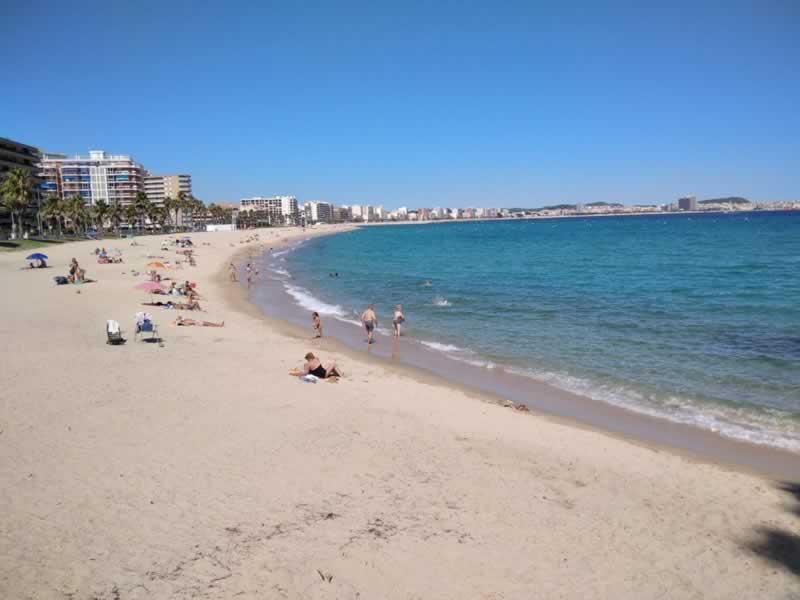 Playa Sant Antoni de Calonge