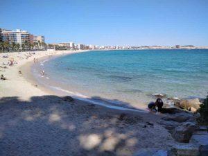 San Antonio de Calonge playa