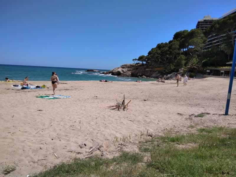 Playa de torre Valentina Calonge Cales