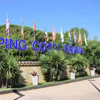 El Camping Costa Brava es un camping situado junto al mar en Sant Antoni de Calonge