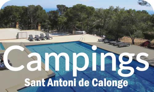 Camping en Sant Antoni de Calonge Costa Brava